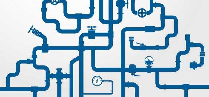 Rețeaua de distribuție – parte a sistemului public de alimentare cu apă