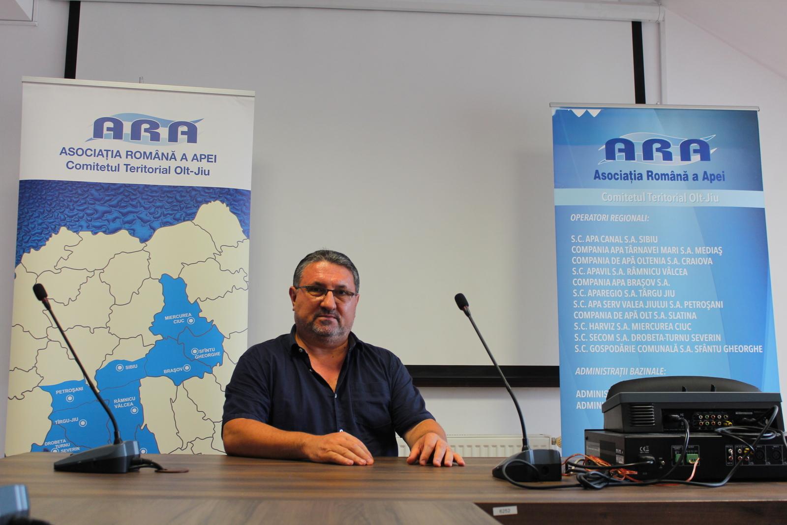 Alegeri la Comitetul Teritorial Olt-Jiu al Asociației Române a Apei