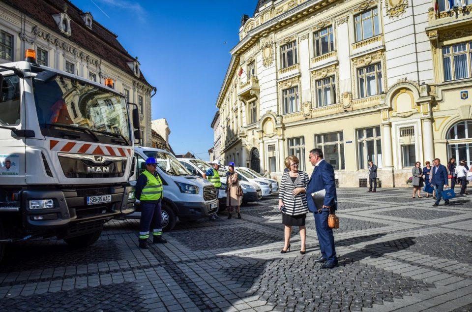 """Interviu cu ing. Vasile Maier, director general Apă Canal Sibiu: """"Am adus infrastructura de apă-canal din Sibiu în secolul XXI"""""""